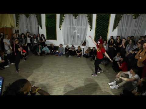 DHI SIBERIA 2016   DANCEHALL   GAIKA vs MARIJUANNA