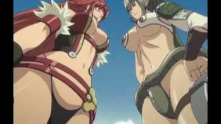 Queen`s Blade AMV Cascada Everytime We Touch.mp4