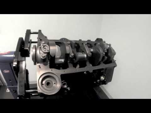 Scat Crankshafts Stroker Rod Clearance video