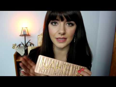 Naked 3 Palette Review + EASY Smokey Eye Tutorial!   Melanie Murphy
