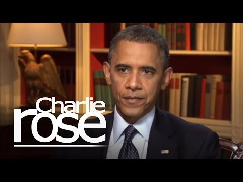 President Obama on the NSA | Charlie Rose