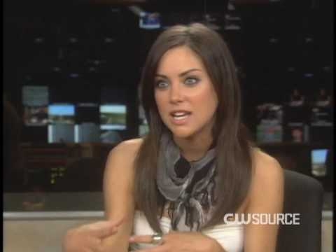 90210 - Jessica Stroup - Tori, Jennie and Jason