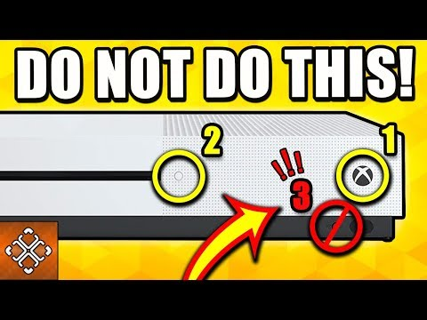 10 Things You Should NEVER Do To Your XBOX One
