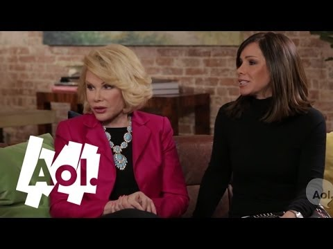 Joan Rivers on Why She'll Never Retire