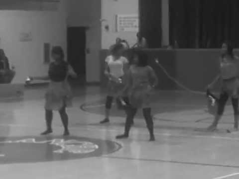 Blanche Ely high school dance dekole