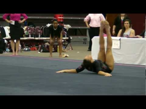 Kristin Edwards - Floor [TWU] 9.800