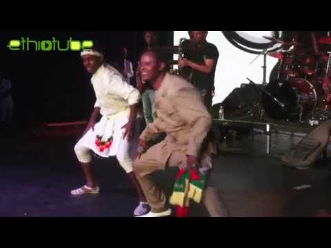Ethiopia: 2015 ESFNA Maryland : Closing Night | Eskista Contest : Yehunie Belay vs Son
