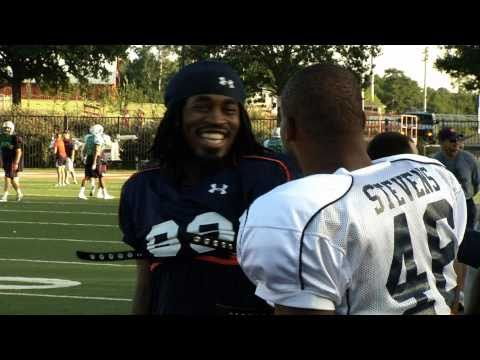 AU Football: Every Day... Darvin Adams' Motivation (Ep. 6)