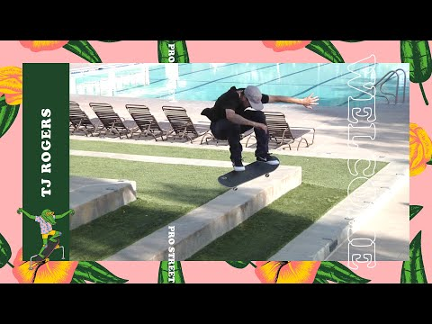 Dew Tour 2018 Pro Street Welcomes TJ Rogers