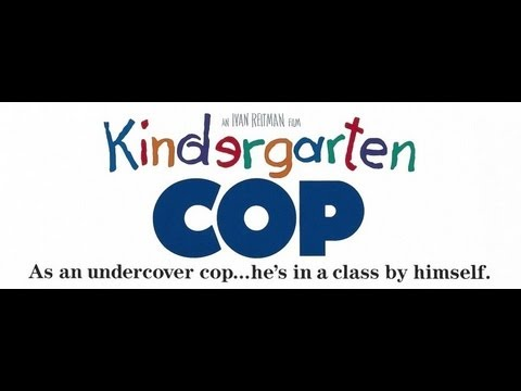 KINDERGARTEN COP - Boys have a penis girls have a vagina.