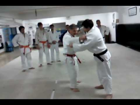 Geba Judo - O Guruma Sensei Elias Image 1