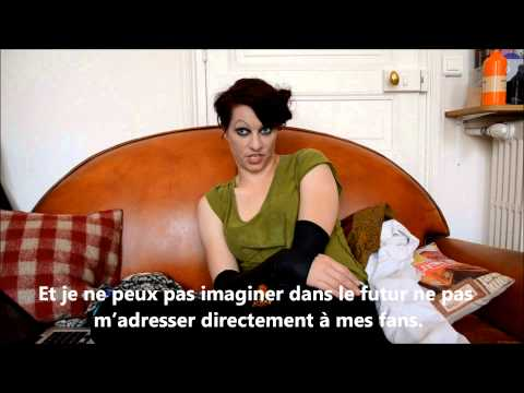 Amanda Palmer - Interview