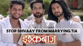 Ishqbaaz | 19th September 2016 | Anika BREAKS Shivaay & Tia's MARRIAGE