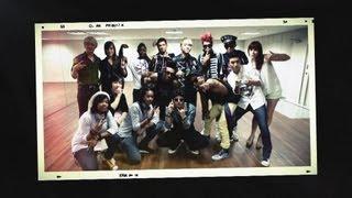 2012 Global Cover Contest Winners Meeting BIGBANG
