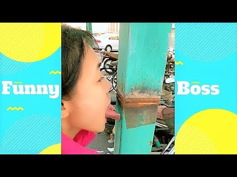 New Funny Video 2018 | Vines Chinese Funny | Pranks Videos On  Whatsapp