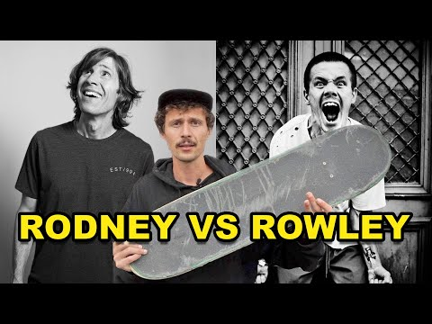 Mullen VS Rowley Darkslide