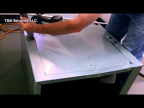 HVAC Sheet Metal Video Series Pt 2