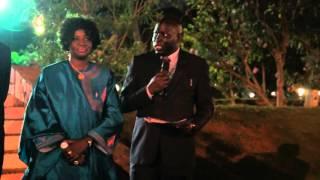 Mots de Madiambal Diagne, Président International de l'UPF