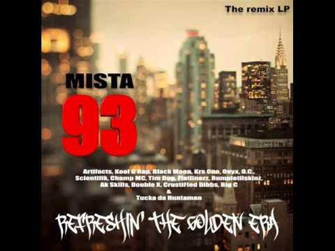 Kool G Rap - Ill Street Blues (Mista 93 remix) MP3