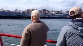 Casco Bay mailboat cruise