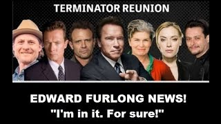 Terminator Reunion Panel Silicon Valley Comic Con 2019 EDWARD FURLONG NEWS!