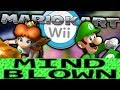 How Mario Kart Wii is Mind Blowing! (Ft. TWD98)