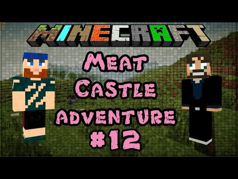 Modded Minecraft 1.6.4 | Meat Castle Adventure | #12 Breaking Ground