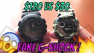 Best Fake G-Shock 2017 / Casio GA-110