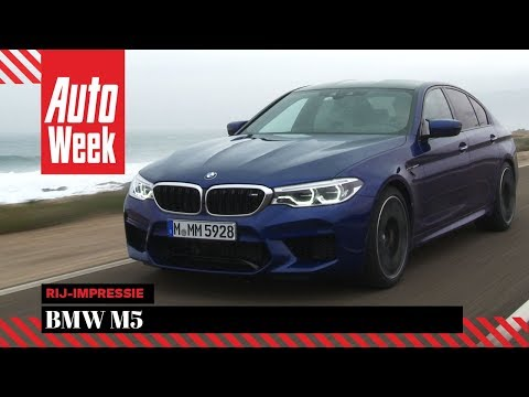 BMW M5 - AutoWeek Review - English subtitles