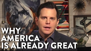 America is Great Already... Here's Why