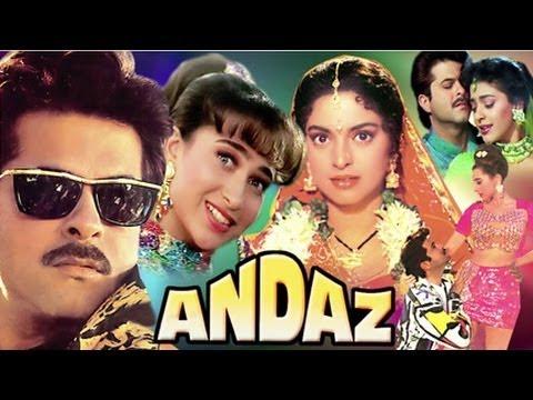 Andaz - Trailer