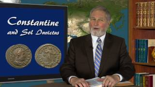 Video: Constantine worshipped Sol Invictus, the pagan Sun God. Christians today worship the same invincible Sun God - Richard Rives