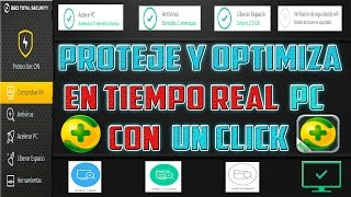 El Mejor Antivirus Optimizador Gratis Para Pc  - Windows 7/8/8.1/10