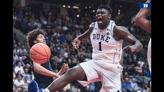 TOP 10 ZION WILLIAMSON DUNKS