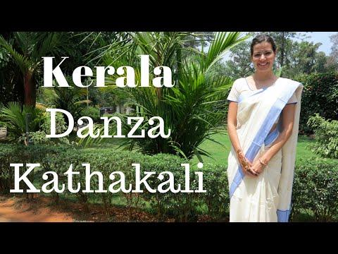 Danza Kathakali en Kerala - Kerala Blog Express #3