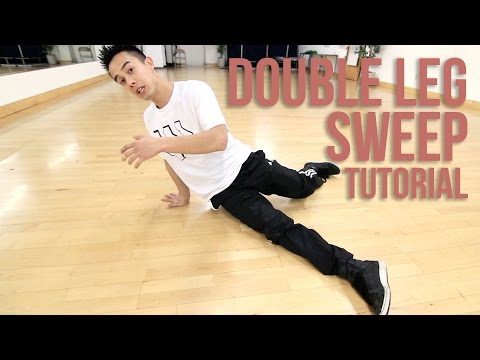 How to Breakdance | Double Leg Flow | Flow Basics