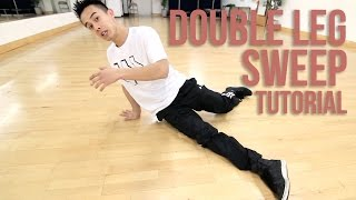 How to Breakdance: Double Leg Flow | Flow Basics
