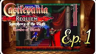 "Castlevania ""Symphony of the night"" Prologo Cap. 1"