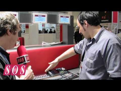 Musikmesse 2012: Tascam DP24