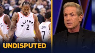 Kawhi Leonard deserves 'C' grade for Game 1 performance – Skip Bayless | NBA | UNDISPUTED