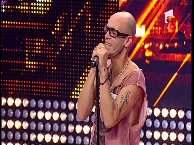"""R.E.M. - """"Everybody Hurts"""". Interpretarea lui Nicolae Buda a X Factor!"""