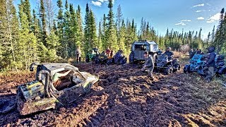 Worst Stuck of 2019? 6 Winches!