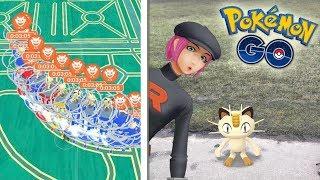 ¿¡Por qué pasó esto en el Pokémon GO Fest de Chicago!? Apareció el Team Rocket!!! [Keibron]