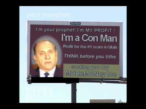 CON MAN MONSON BILL BOARD UDA VBR PMT