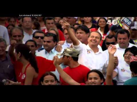 Propaganda Eleitoral - Homenagem ao Eduardo Campos