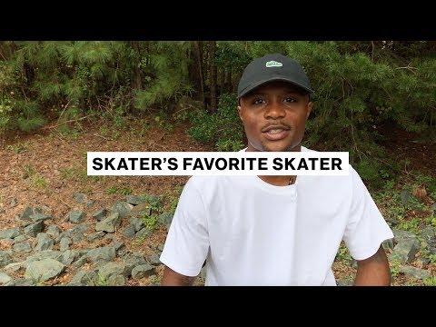 Skater's Favorite Skater: Dashawn Jordan
