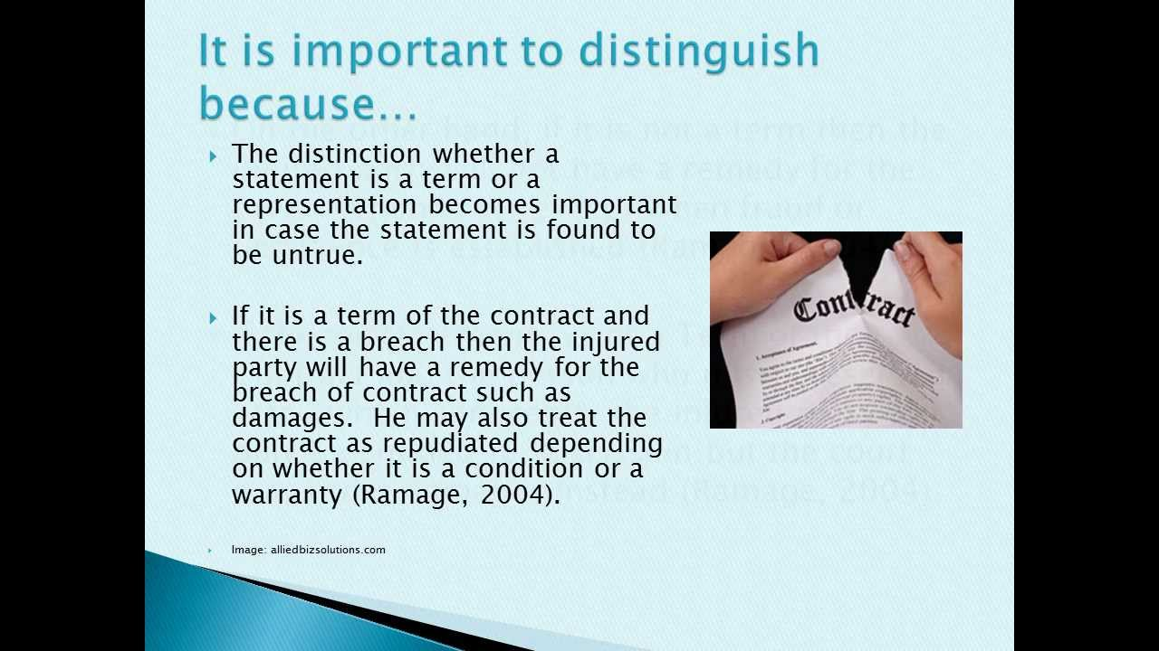 contract law essays