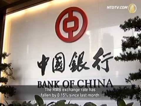 Investors Withdraw from Chinese Market