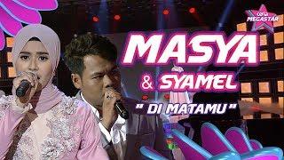 Masya & Syamel gugat penyanyi asal Di matamu ? I Sufian Suhaimi | Ceria Megastar Separuh Akhir