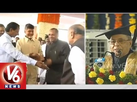President Pranab Mukherjee speech at NALSAR University of Law